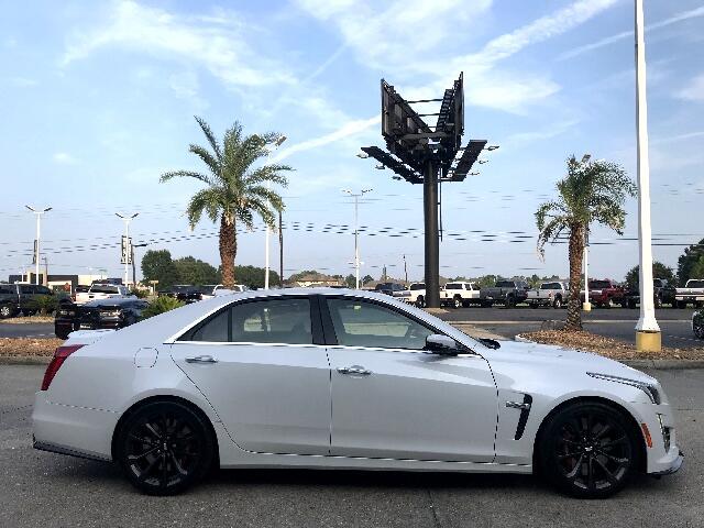2018 Cadillac CTS-V V