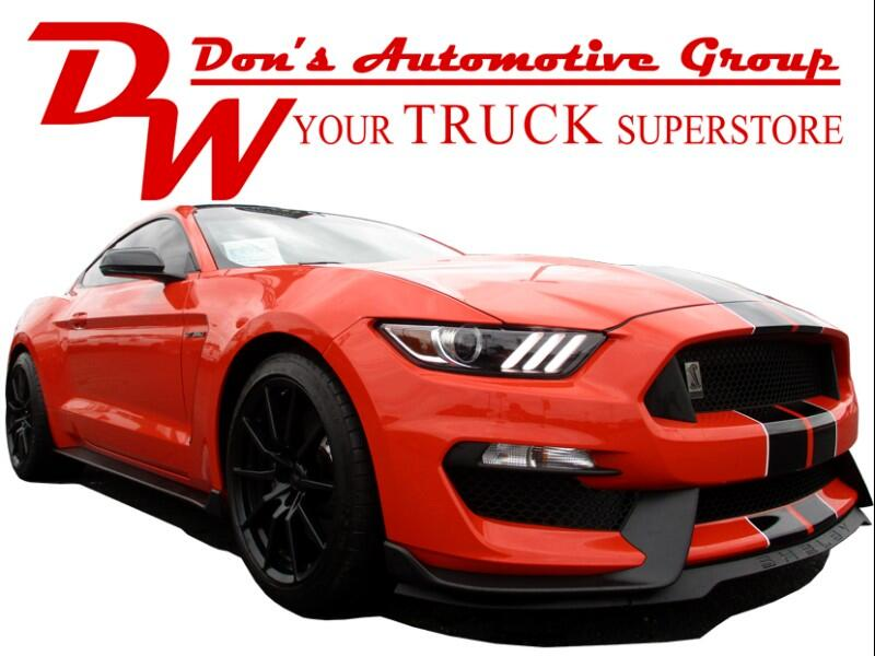 2016 Ford Shelby GT350 TECH PKG
