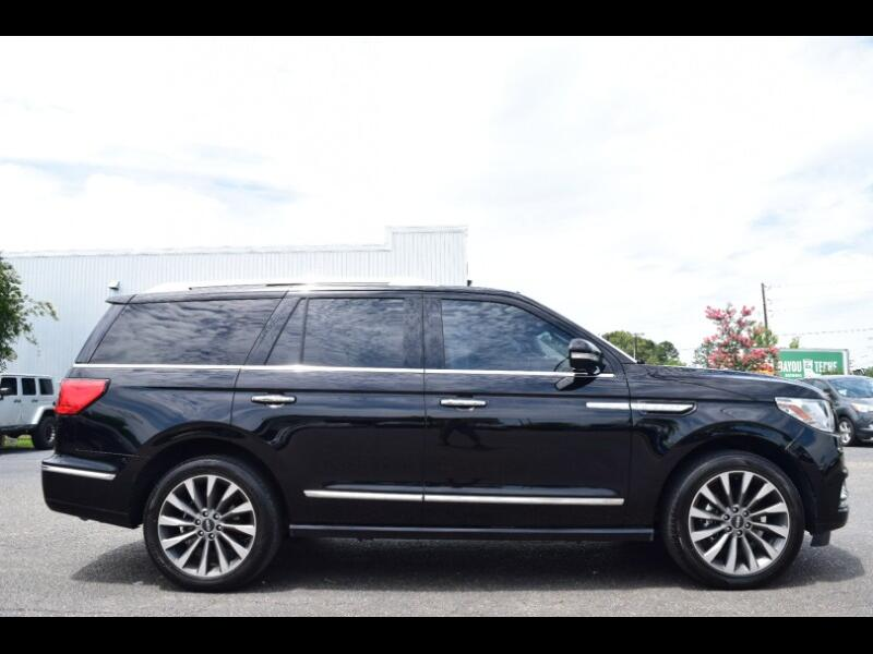 2018 Lincoln Navigator Select 2WD