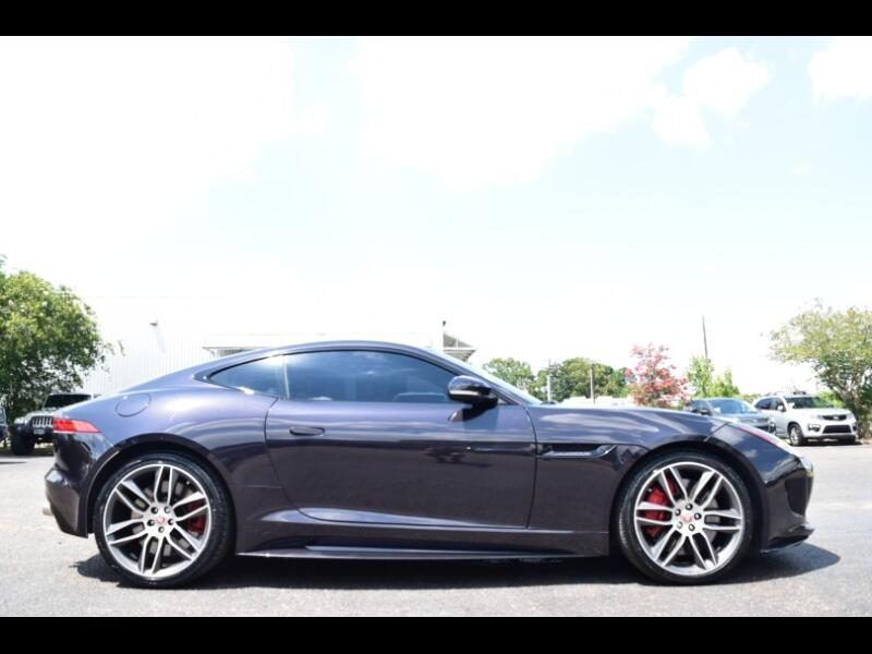 2016 Jaguar F-Type R Coupe AWD