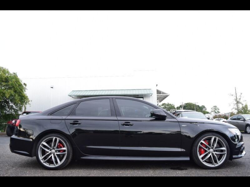 2018 Audi S6 4.0 Prestige Sedan quattro S tronic