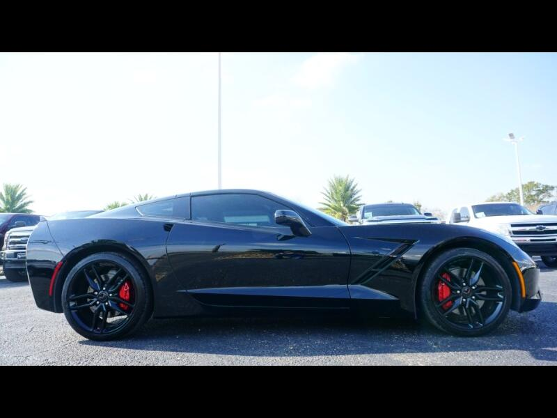 Chevrolet Corvette Z51 1LT Coupe Automatic 2017
