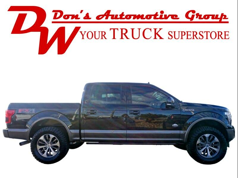Ford F-150 King Ranch SuperCrew 4WD 2019