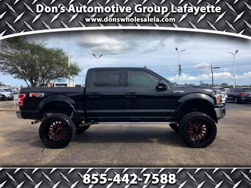 Ford F-150 Lariat SuperCrew 4WD 2019