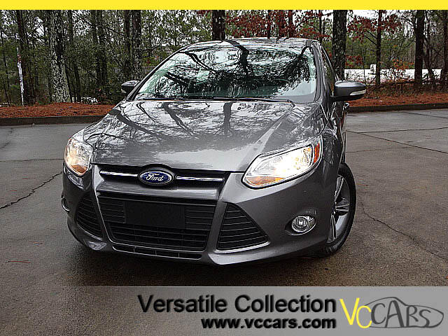 2014 Ford Focus SE SPORTS with SUNROOF ALLOYS