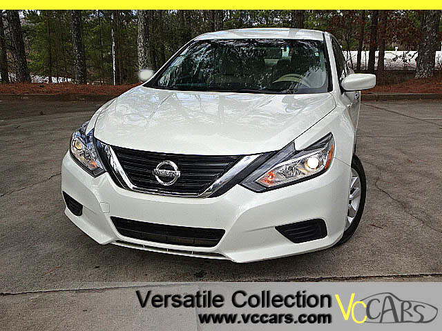 2016 Nissan Altima 2.5 S with BACK UP CAMERA
