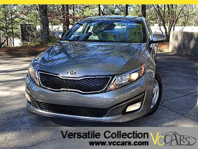 2015 Kia Optima LX with Back Up Camera XM BT Alloys