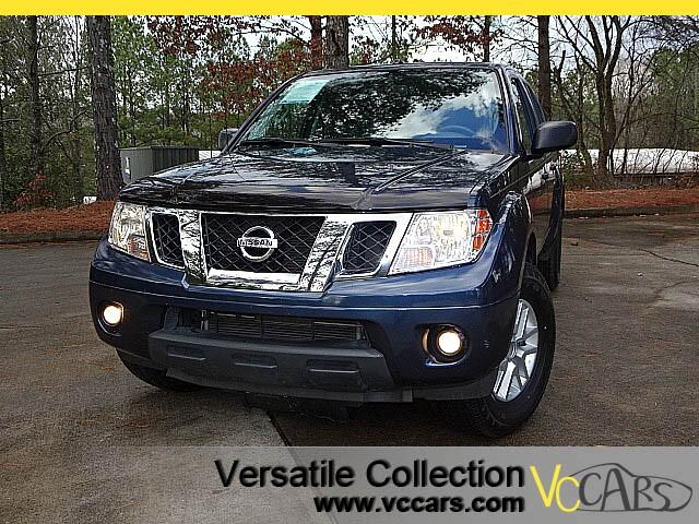 2015 Nissan Frontier SV Crew Cab Heated Seats Back Up Camera