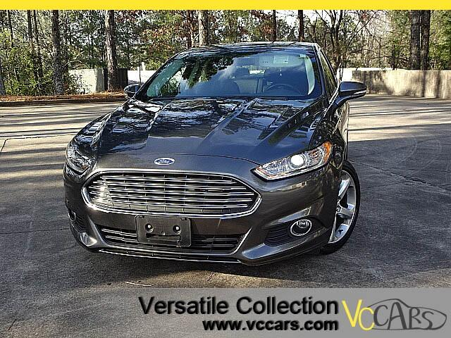 2015 Ford Fusion SE with Sunroof Back Up Camera Ford Touch Package