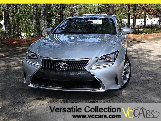 2015 Lexus RC 350 Premium Plus Tech Navigation Blind Spot Monitors