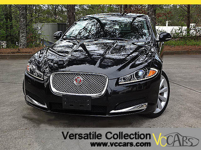 2014 Jaguar XF-Series V6 Supercharged Tech Navigation Camera LED HID XM