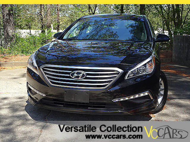 2015 Hyundai Sonata SE with Back Up Camera Power Seat