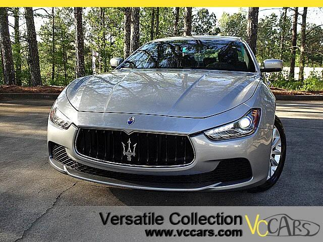 2014 Maserati Ghibli Luxury Package