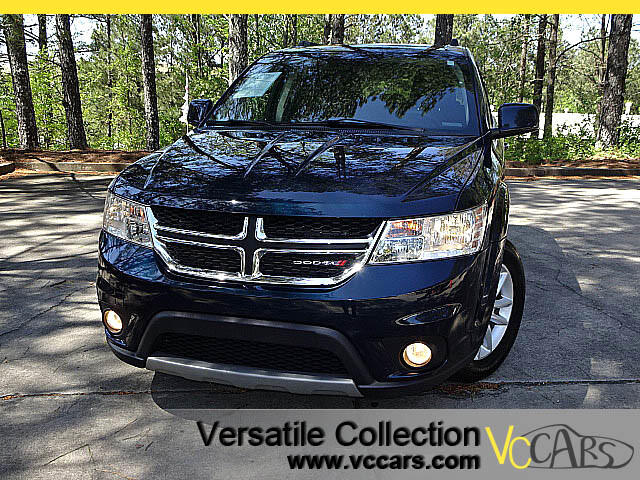 2015 Dodge Journey SXT with 3rd Row Seat