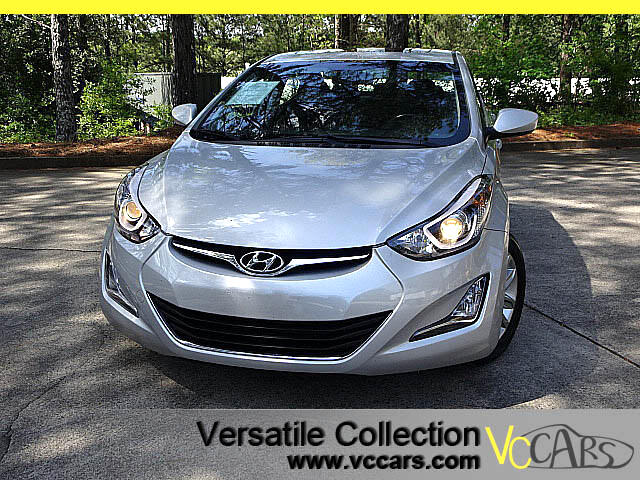 2015 Hyundai Elantra SE Popular Style Package Sunroof Camera Alloys LED