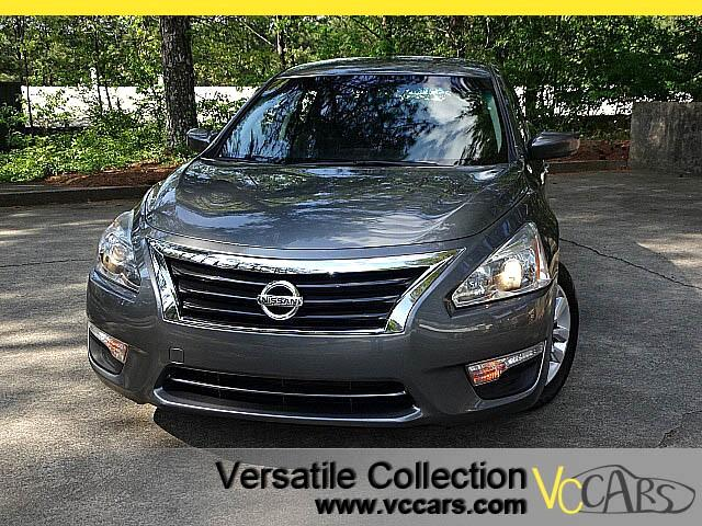 2015 Nissan Altima 2.5 S Special Edition with Camera XM BT