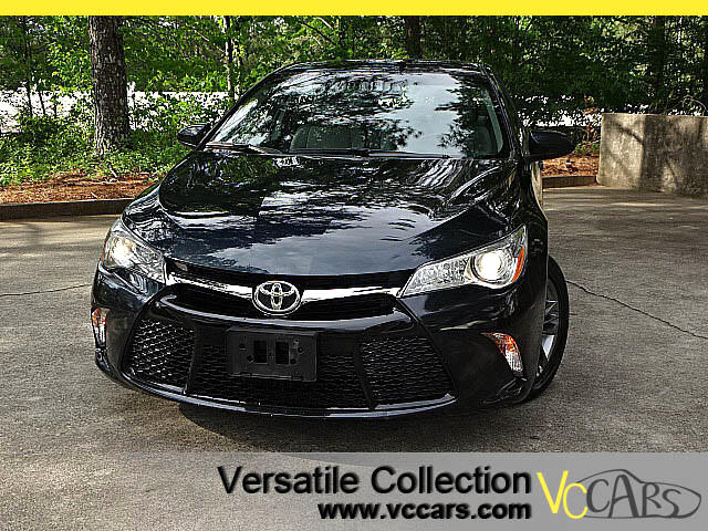2015 Toyota Camry SE Tech Navigation Sunroof Camera XM