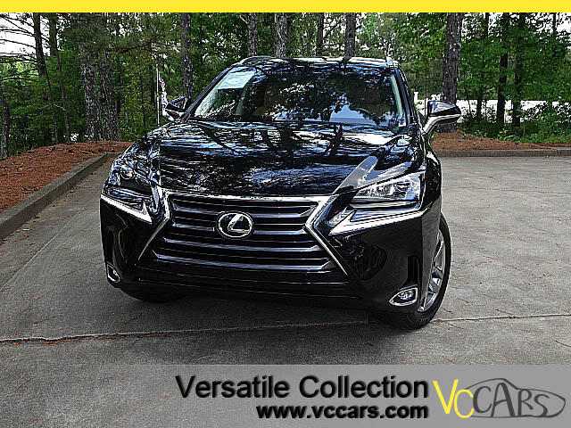 2015 Lexus NX 200t Luxury Tech Navigation Blind Spot Monitors Camera