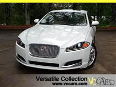 2015 Jaguar XF-Series