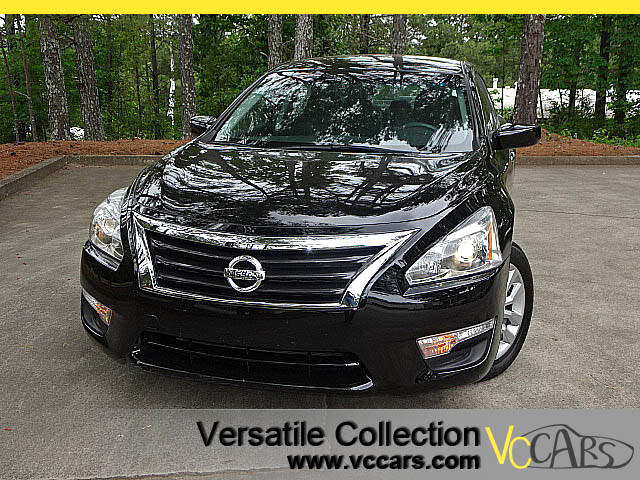 2015 Nissan Altima 2.5 S Special Edition Package Back Up Camera