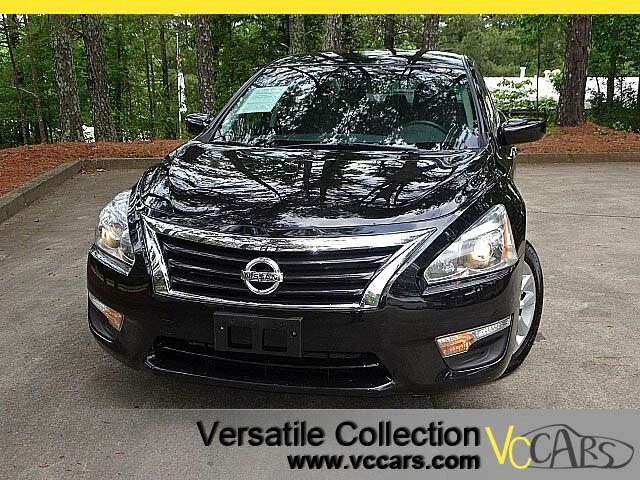 2015 Nissan Altima 2.5 S Special Edition Bacp Up Camera