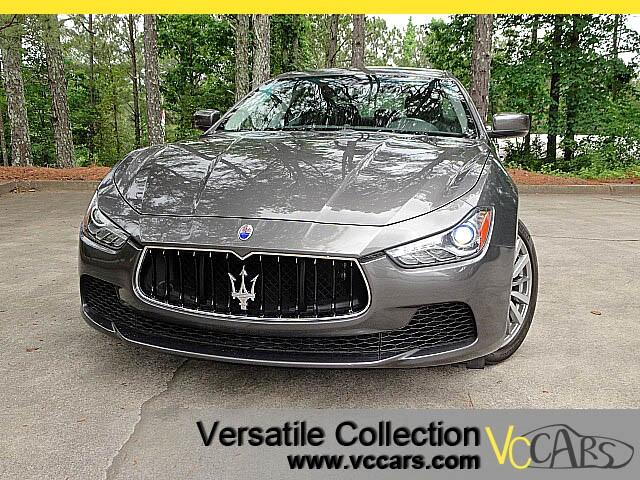 2015 Maserati Ghibli Luxury Tech Navigation Heated Seats