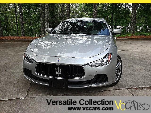 2014 Maserati Ghibli Luxury Sports Wheels