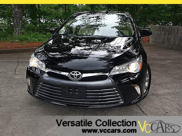 2015 Toyota Camry XLE Leather Heated Seats Camera XM BT