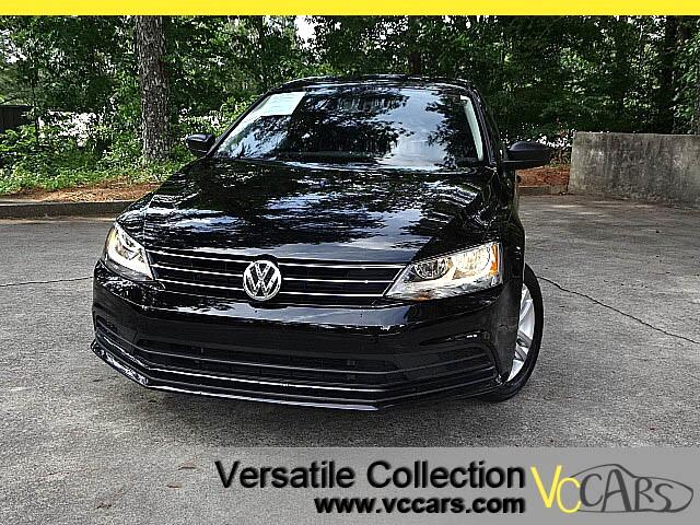 2015 Volkswagen Jetta S w/ Technology Back Up Camera XM BT