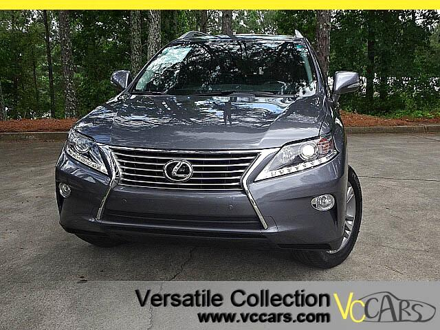 2015 Lexus RX 350 Premium Blind Spot Monitors LED Camera