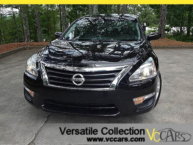 2014 Nissan Altima 2.5 SV with Leather Seats