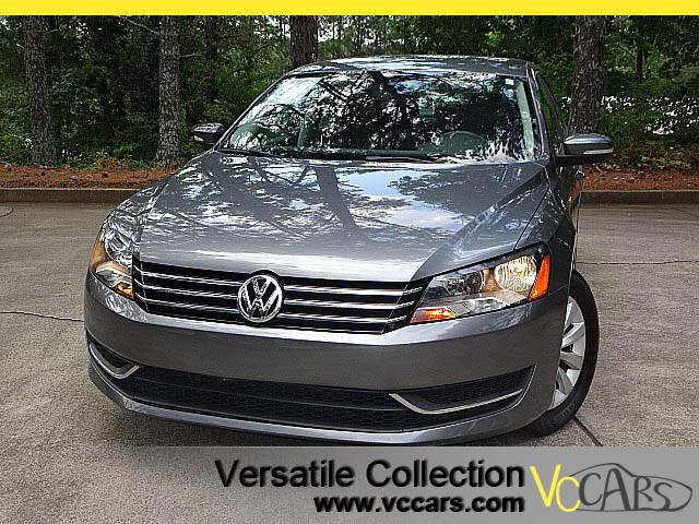 2013 Volkswagen Passat 2.5L Wolfsburg Edition Leather Heated Seats XM