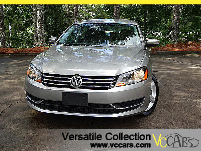 2014 Volkswagen Passat 1.8T Wolfsburn Edition Leather Heated Seats XM Blu