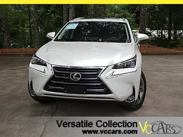 2016 Lexus NX 200t Premium Plus Tech Navigation Blind Spot Monitors L