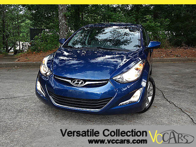 2016 Hyundai Elantra SE Pupolar Equipment Package w Back Up Camera