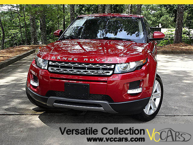 2015 Land Rover Range Rover Evoque Pure Plus 5-Door Tech Navigation Panoramic Glass R