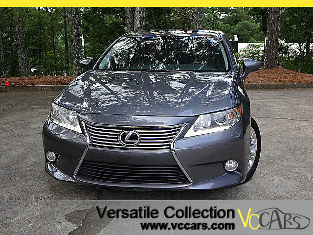 2013 Lexus ES 350 Premium Plus Tech Navigation Blind Spot Monitors L