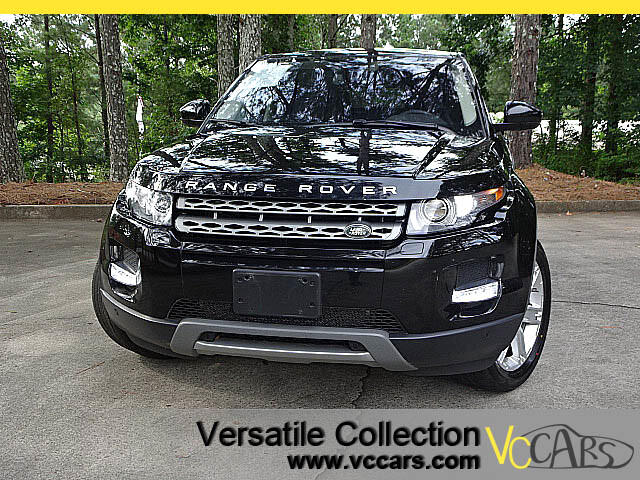 2015 Land Rover Range Rover Evoque Pure Plus 5-Door Tech Navigation Panoramic Glass R