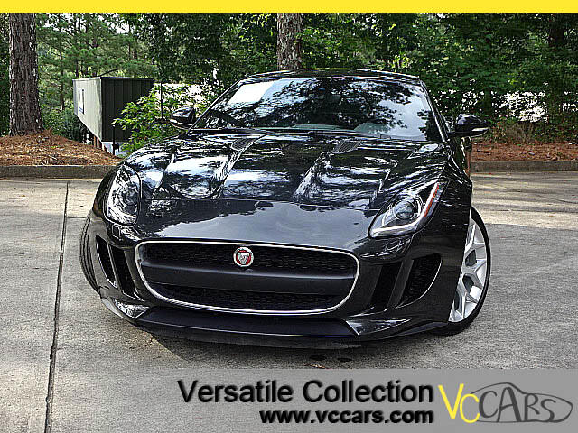 2015 Jaguar F-Type Tech Navigation Blind Spot Monitors LED HID XM