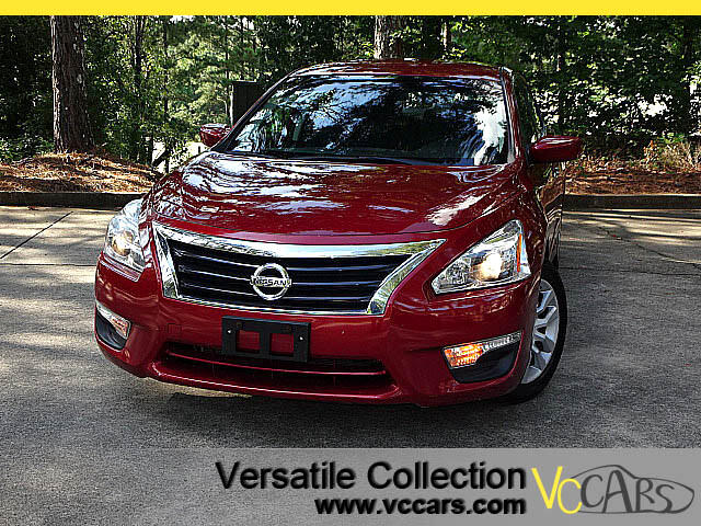 2015 Nissan Altima 2.5 S Special Edition Package w/Back Up Camera XM