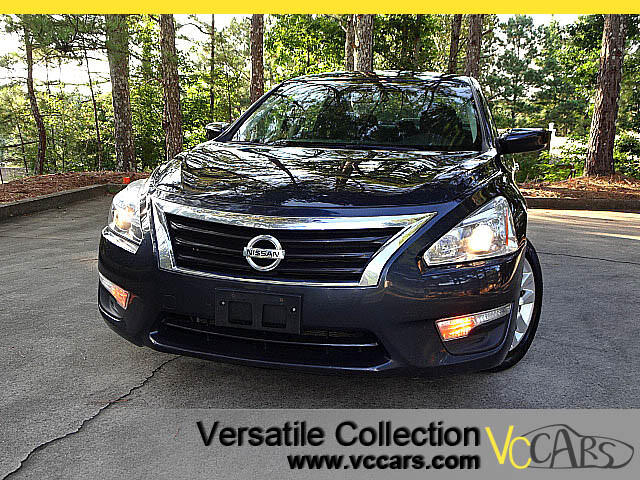 2015 Nissan Altima 2.5 S Special Edition Package w/ Back Up Camera XM