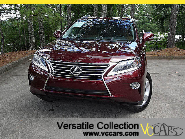 2015 Lexus RX 350 Premium Plus Tech Navigation Blind Spot Monitors L