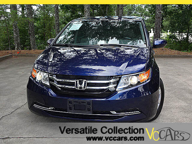 2015 Honda Odyssey EX-L w/RES DVD