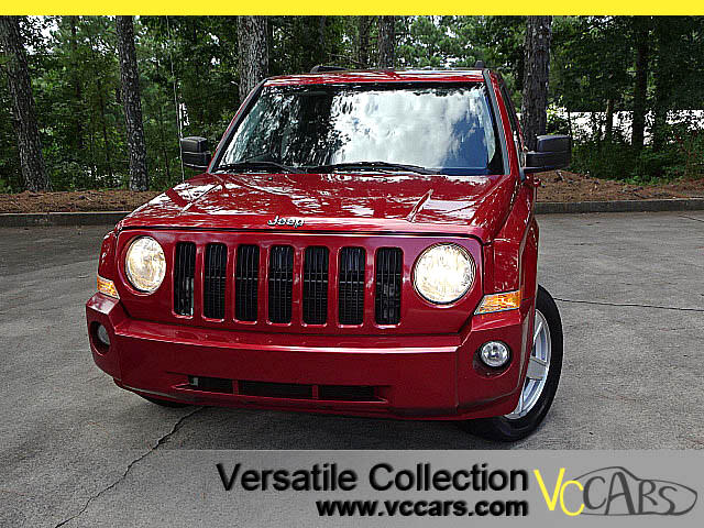 2010 Jeep Patriot Latitude 2WD