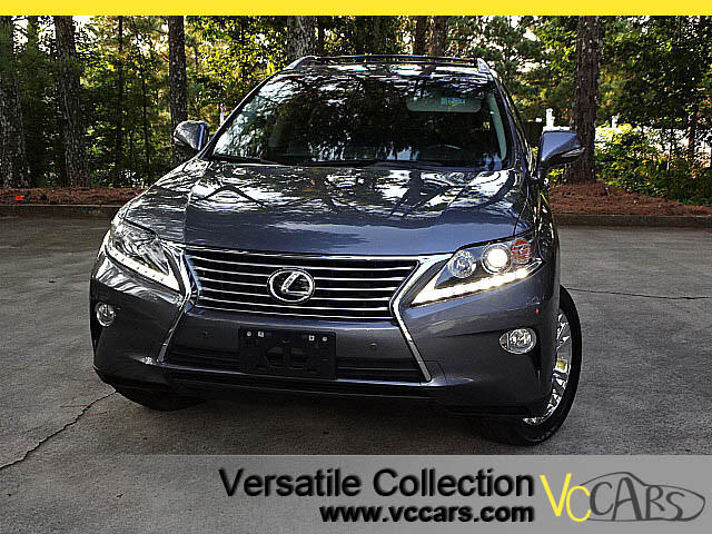 2015 Lexus RX 350 Premium Plus Tech Navigation Blind Spot Camera XM