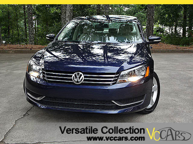 2015 Volkswagen Passat SE Tech Leather Back Up Camera XM BT