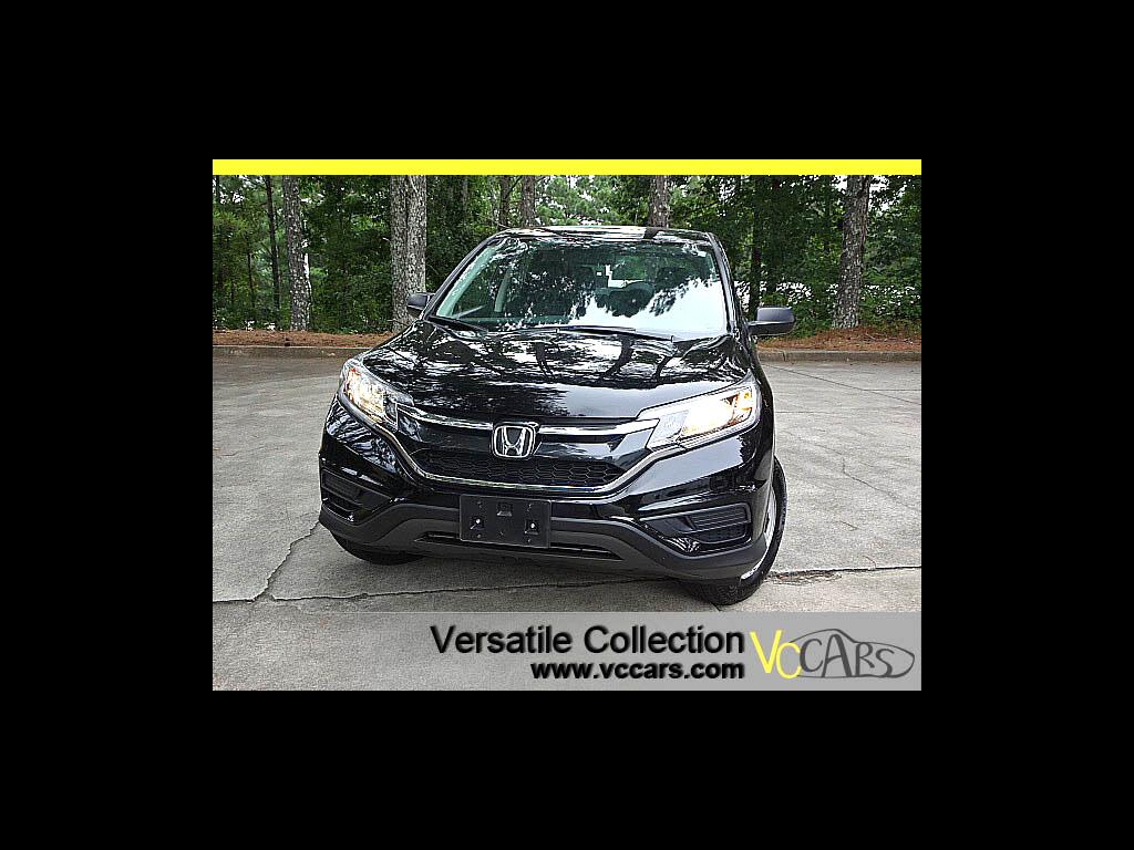 2015 Honda CR-V LX AWD w Back Up Camera New Tires