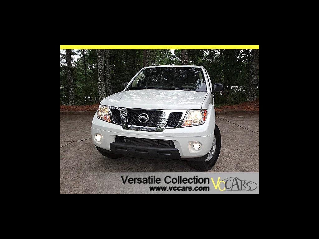2017 Nissan Frontier SV Crew Cab V6 Heated Seats XM Back Up Camera