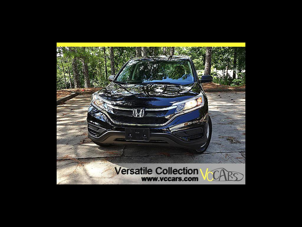 2015 Honda CR-V AWD Back Up Camera XM BT
