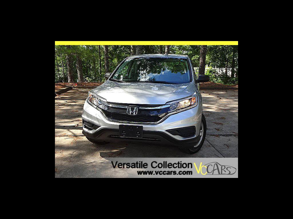 2015 Honda CR-V AWD Back Up Camera XM BT